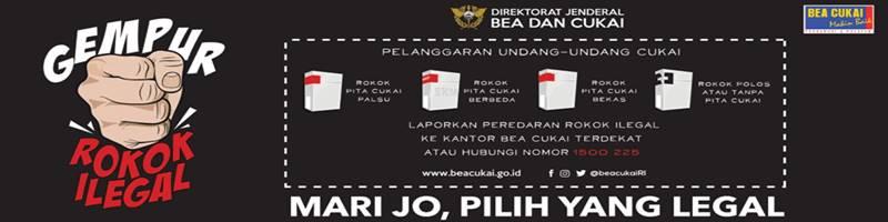Banner BEA CUKAI