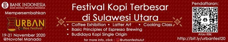Banner Festival Kopi
