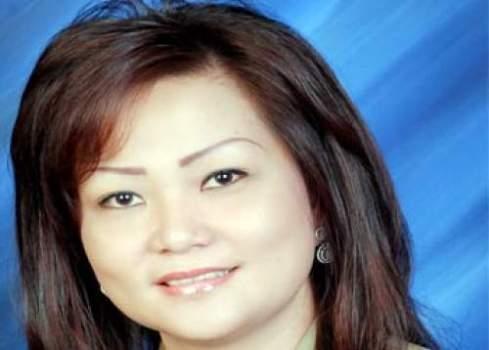 Paula Sinjal, anggota DPR RI