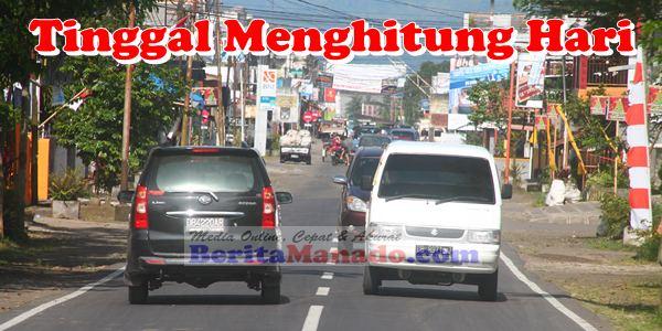 Pusat Kota Langowan