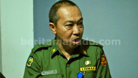 Ferdy Tamgkudung (foto beritamanado)