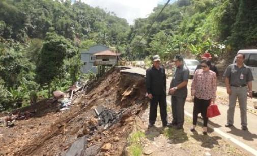 DPRD Sulut Desak Penertiban Bangunan Liar Jalan Manado-Tomohon