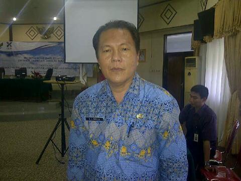 Kepala Dinas Kesehatan Kota Manado, dr Robby Mottoh