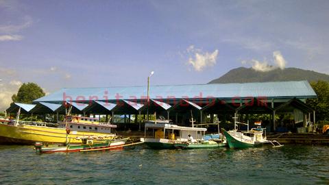 Pelabuhan Perikanan Kota Bitung 9foto beritamado)