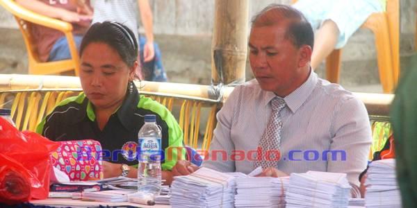 Anggota Panitia Pengawas Lapangan (PPL) Terlibat Aktif di Meja KPPS