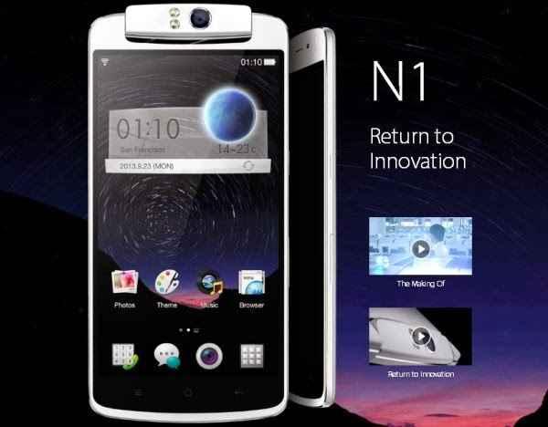 Oppo Handphone, dapatkan di itCenter Manado