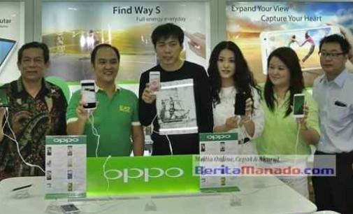 Oppo Store Resmi Hadir di Manado
