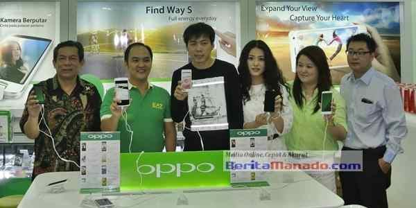 Oppo Store di itCenter Manado