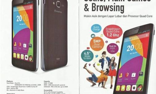 Smartfren Andromax G2, Browsing dan Games Makin Bertenaga