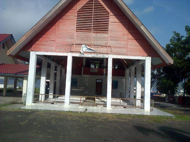 Tempat Pelelangan Ikan (TPI) Mobongo, Amurang
