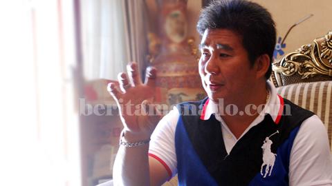 Antonius Supit (foto beritamanado)