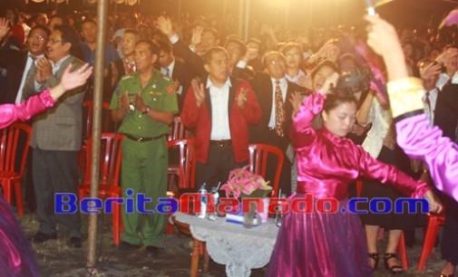 KKR Pray For Minahasa Sukses Digelar