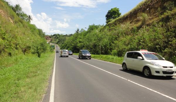 Ruas Ringroad (foto beritamanado)