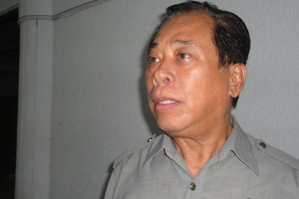 Wakil ketua DPD I PG Sulut Vanny Kaparang (foto beritamanado)