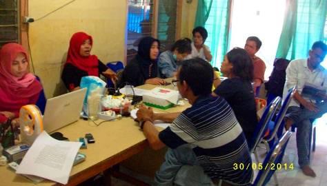 Pertemuan Koalisi Penyelamatan Petani Cengkeh Sulut