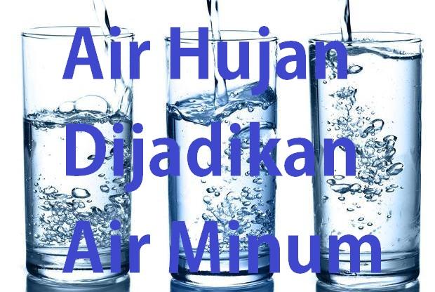 Air Minum. (foto ist)