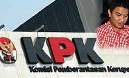 KPK Ajak Luntungan Jr Bahas Pencegahan Korupsi