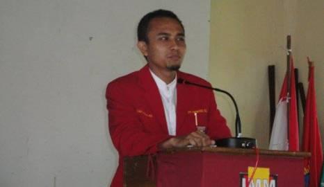 Abdul Rahman Ali Rambangeng (foto Beritamanado)