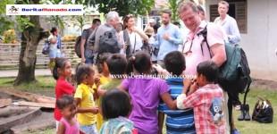 Disaat Mantan Gubernur Sulut Ini Kritisi Pembangunan Wisata Nyiur Melambai (I)