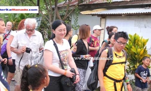 OLLY DONDOKAMBEY Minta Kemenkum HAM Antisipasi Lonjakan Wisman di Sulut