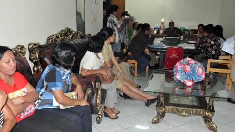 Hearing CV Multi Rempah Sulut (foto ist)