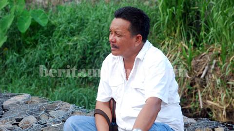 Maurits Mantiri (foto beritamanado)