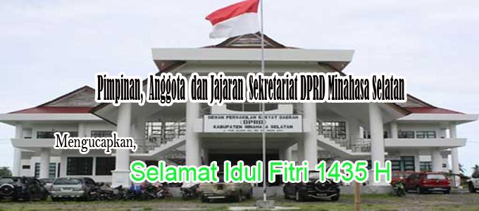 DPRD Minahasa Selatan