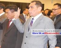 Terungkap di Paripurna Deprov, Mutasi Pejabat Pemprov Sejak Juli 2015 Illegal