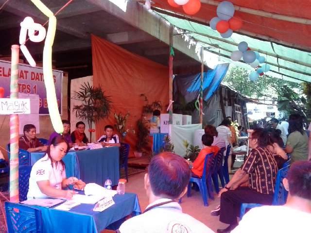TPS 1 Kelurahan Tanjung Batu
