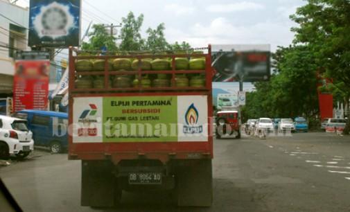 Harga LPG 3 Kg Melambung Tinggi, Konsumen Mengeluh