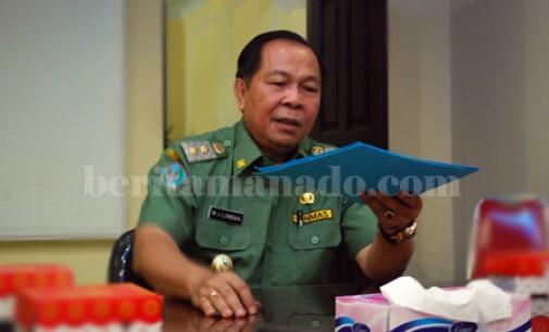 Wow !!! Walikota Bitung Gadang Delapan Nama untuk Jabatan Sekda