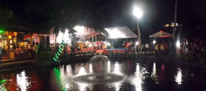 River Side Resto and Cafe Manembo-nembo Kota Bitung (foto ist)