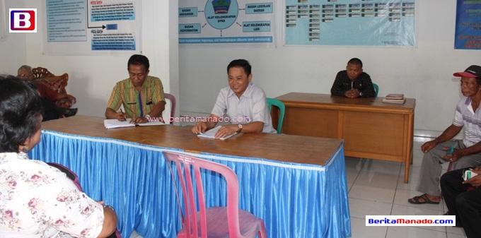 Pulau Bangka Aspirasi di DPRD Minut 1