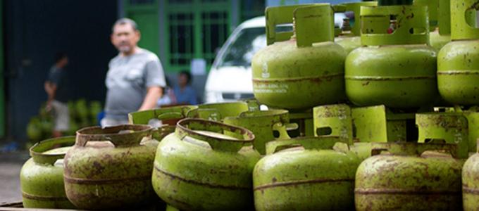 Tabung LPG 3Kg (foto ist)