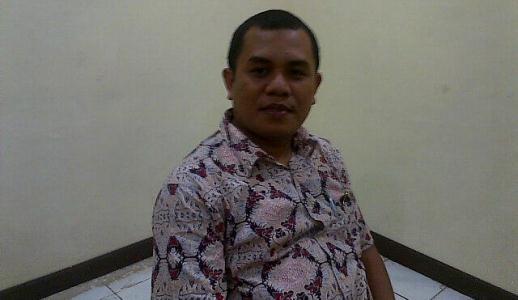 Syarifudin Saafa, ST (foto Beritamanado)