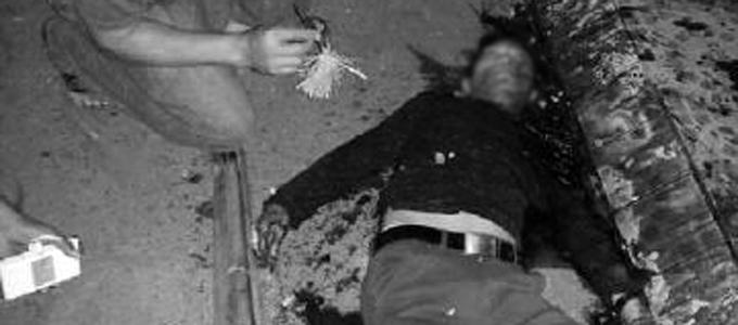 Julio korban tawuran di Lorong Israel Aertembaga (foto ist)