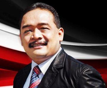 Benny Rhamdhani, Senator Sulawesi Utara