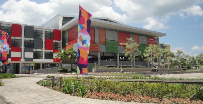 di Kawasan GKIC pusat bisnis masa depan (foto beritamanado)