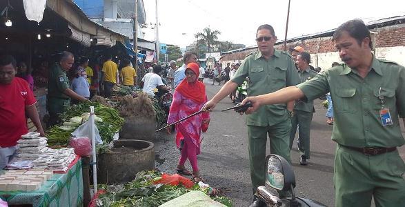Dirut PD Pasar Manado, Jimmy Kowaas