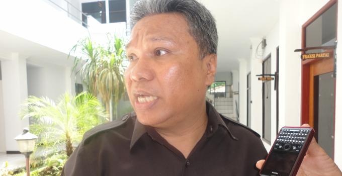 Koordinator KMP Sulut, Amir Liputo (foto beritamanado)