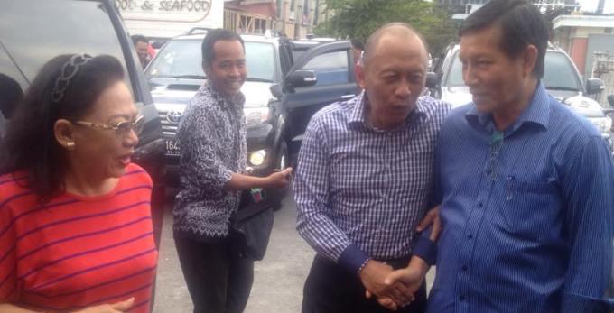 DPP Demokrat temui GSVL Wali Kota Lumentut