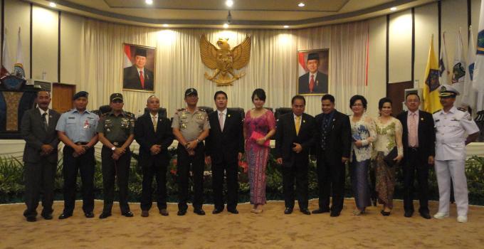 Foto bersama FKPD (foto beritamanado)