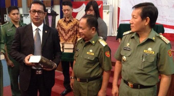 Pelantikan dan Public Expose Penghubung Komisi Yudisial RI Wilayah Sulawesi Utara 2