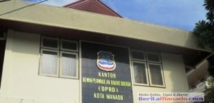 Hari Ini, DPRD Manado Sahkan Perda OPD