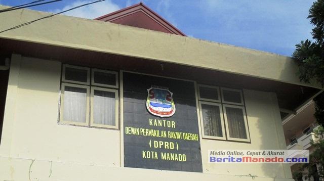 kantor dprd manado