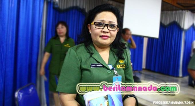 Esther Lumingkewas Kepala BPP KP Kota Manado