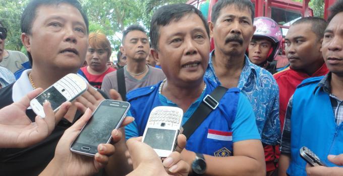 Demo Nelayan Basmi Said