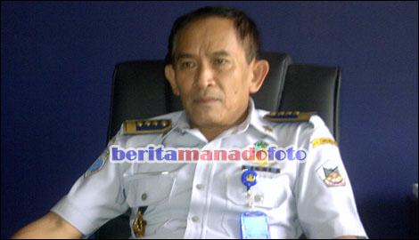 Andrikus Wuwung SSos, Kadis Hubkominfo Kota Tomohon.