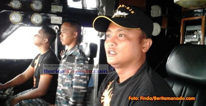 Kapten Laut (P) Ahyari Musli Akbar, Komandan KRI Tedong Naga