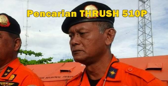 Kepala Kantor SAR Manado Marsono